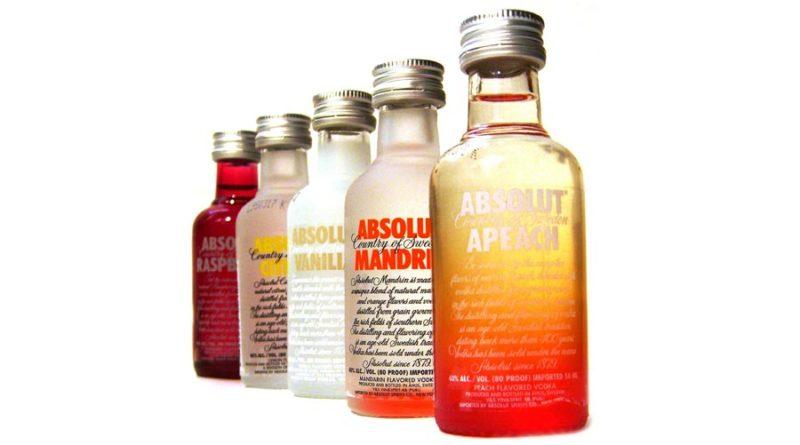 Vodkas Saborizados