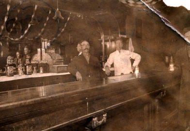 El origen de los bares