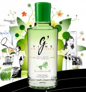 G'VINE GIN CONNOISSEURS PROGRAM 2011